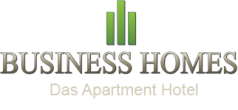 Logo Business Homes - Das Apartment Hotel